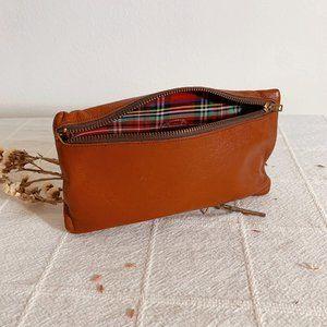 Rare Vintage Evans Leather Pouch